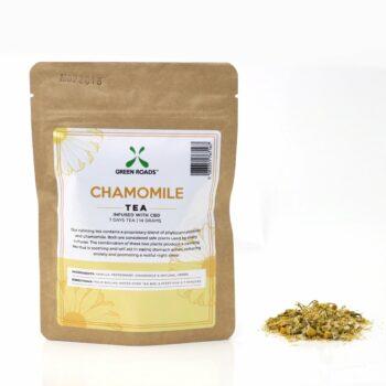 CBD Tea | Healthy Green CBD Oil