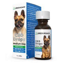CBD Drops for Medium Dogs