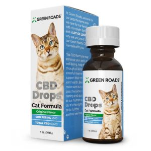 CBD Oil For Cats | Healthy Green CBD Oil