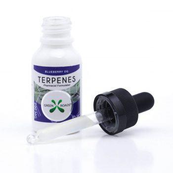 CBD Terps Oil Blueberry OG