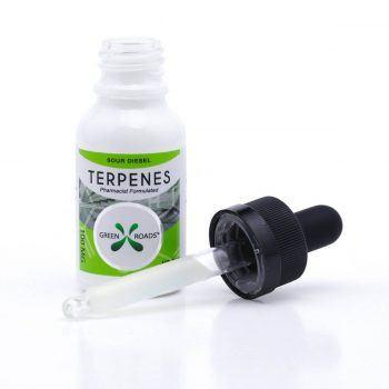 CBD Terps Oil Sour Diesel