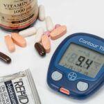 Glucose Meter For Testing Blood Sugar Levels
