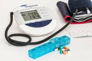 Home Use Blood Pressure Machine