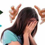 Woman With Severe Headache